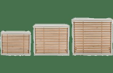 cache pompe chaleur air3d camouflez votre pac en 15 minutes. Black Bedroom Furniture Sets. Home Design Ideas