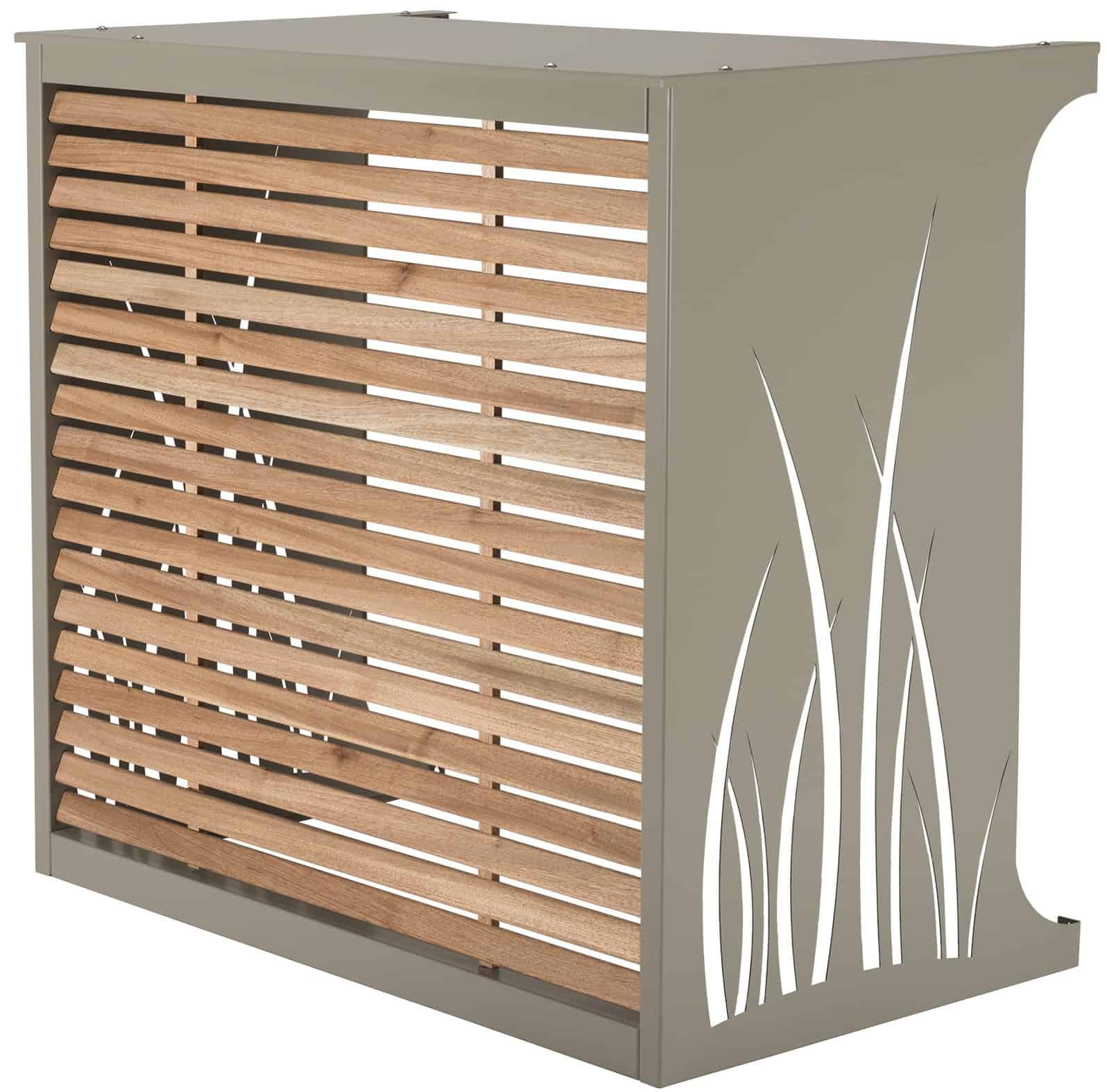 best cache climatiseur exterieur gallery. Black Bedroom Furniture Sets. Home Design Ideas
