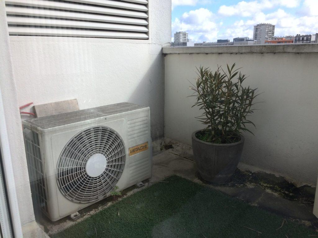 climatisation à rénover