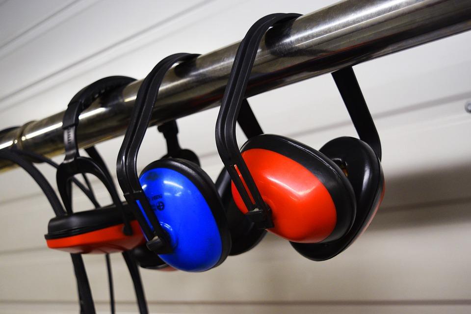 cache oreille anti-bruit