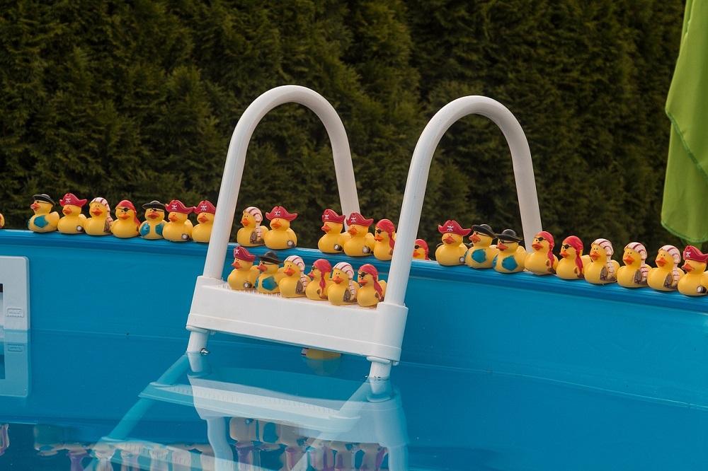 Idée géniale : la mini pompe à chaleur tout-en-un pour piscine