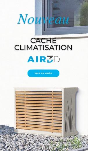cache climatisation