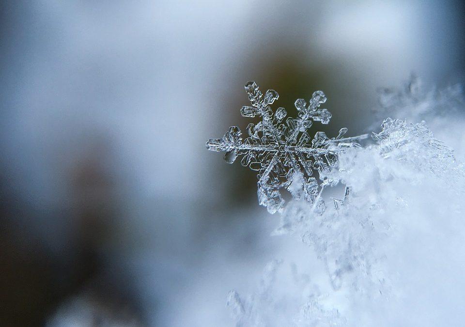 Votre pompe à chaleur alimentée en électricité grâce aux flocons de neige