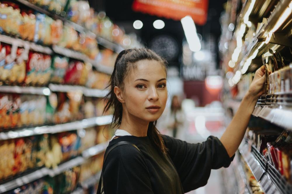 Quand la climatisation vous fait acheter plus au supermarché