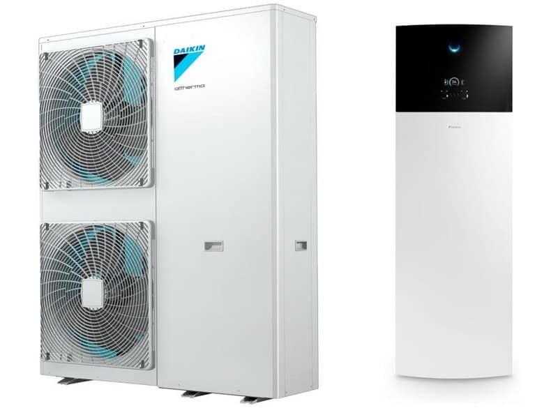 Pompe à chaleur hybride : le meilleur des deux mondes