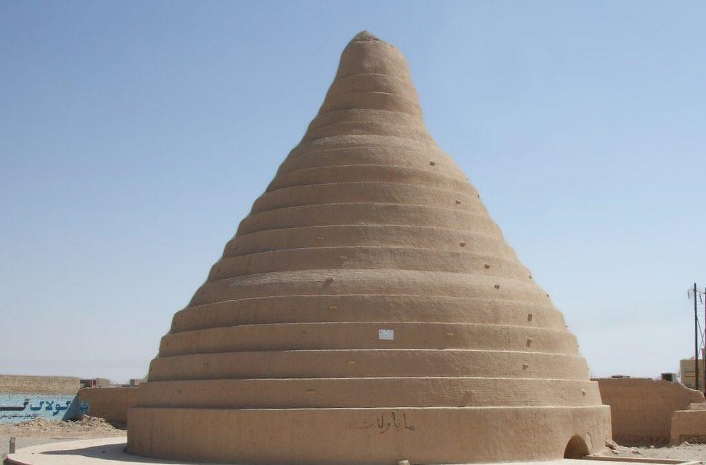 Voilà comment on climatisait dans le désert il y a 2400 ans