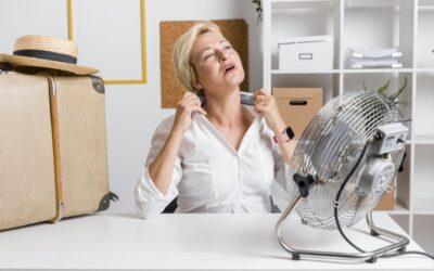 Comment un ventilateur rafraîchit-il ?