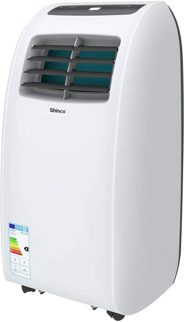 climatiseur mobile shinco