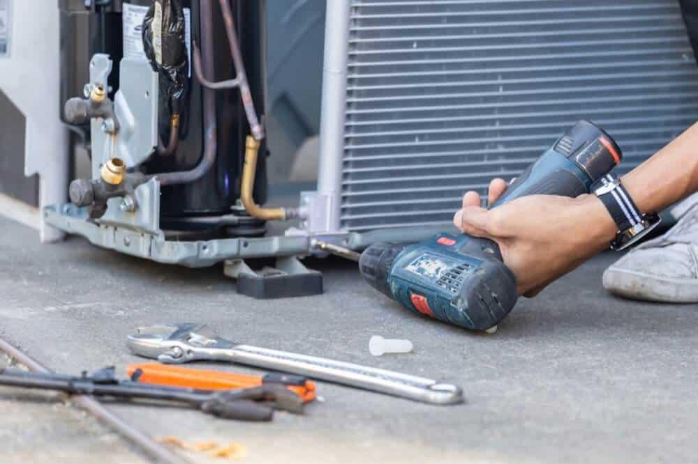 réparation de climatisation et du compresseur